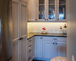 Pantry Project by Abbey Capitol Floors & Interiors