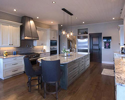 Kitchen Project by Abbey Capitol Floors & Interiors